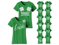 Women's Funny St. Patrick's Day T-Shirts
