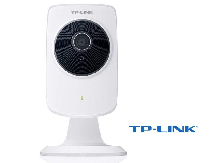 TP-Link N300 Wi-Fi Network Day/Night Cloud Camera Surveillance Cameras