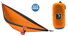 Tribe Provisions Durable Diamond Lock Rip-Stop Nylon Double Hammock  - UntilGone.com