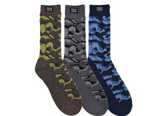 [2-Pairs] Polar Extreme Thermal Insulated Camo Boot Socks Underwear & Socks