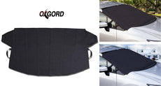 OxGord Windshield Snow & Ice Cover - Stop Scraping with a Brush or Shovel