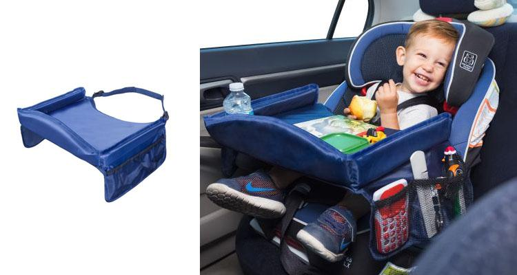 Childrens Play Learn Activity Tray For Car Seats