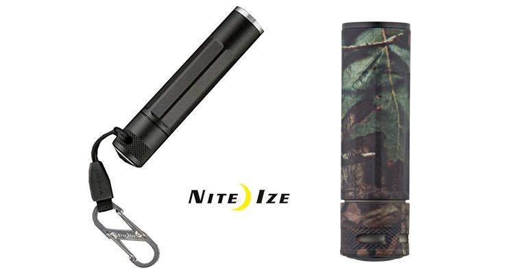 Nite Ize Inova XS Aerospace Aluminum LED Flashlight with Carabiner Clip Lanyard  - UntilGone.com