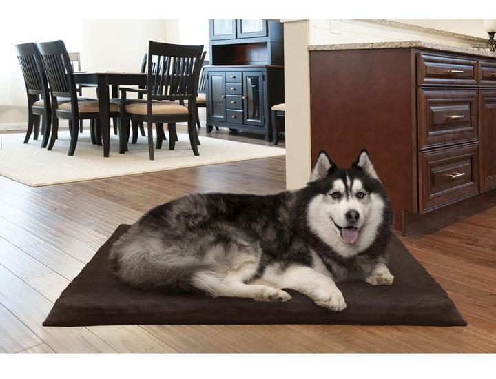 FurHaven Orthopedic Pet Bed with 2-inch CertiPUR Foam