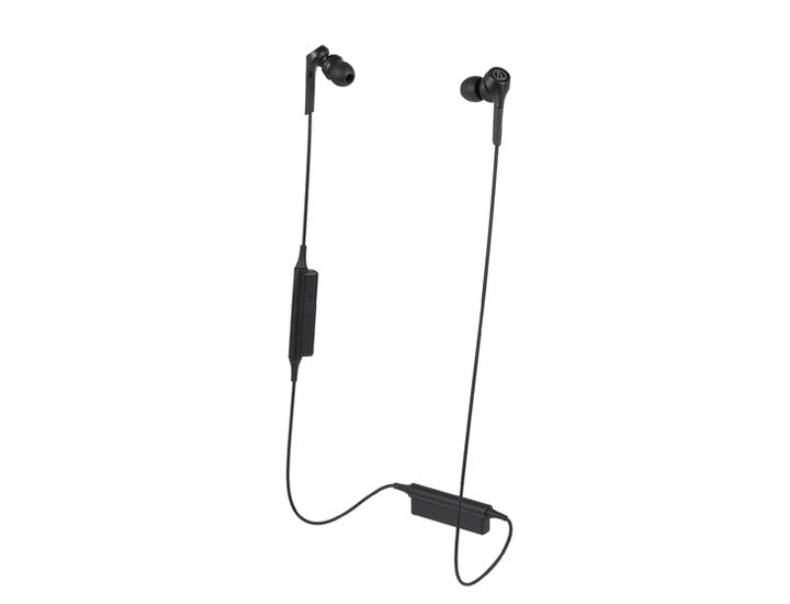 Solid Bass Dynamic Bluetooth Wireless In-Ear Headphones with Mic