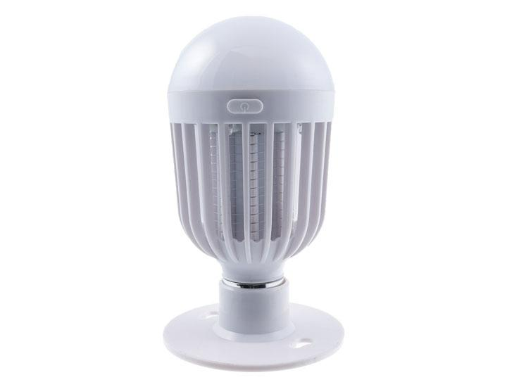 Bug Zapper Bulbs >> Daily Deal Household Insect Repellents Bug Zapper Light Untilgone Com
