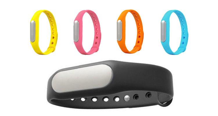 Xiaomi Mi Band Smart Fitness Tracker – 5 Colors Cardio