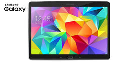 "Samsung Galaxy Tab S Android Tablet with 10.5"" HD Display (16GB Wi-Fi + 4G)"