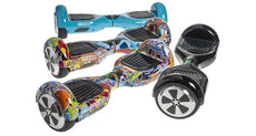 GoTrax Hoverfly ECO Hoverboard with LED Lights