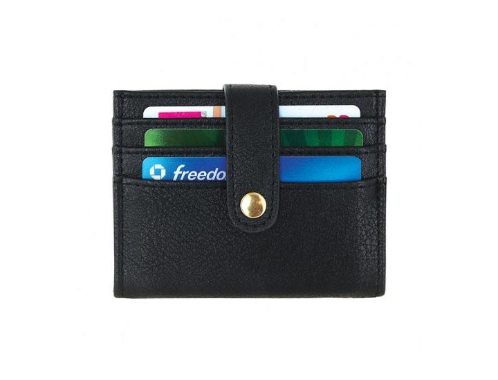 Daily Deals ScanSafe Valet Credit Card Caddy Wallets & Money Clips