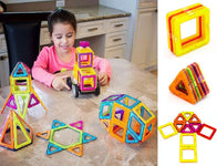 Magical Magnet Learning & Building Toy Set for Kids – 7 Options