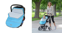 JJ Cole Sporty BundleMe for Strollers, Car Seats and Joggers Baby Transport Accessories