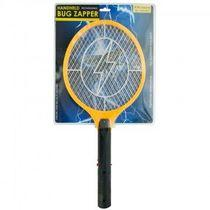 Handheld Electronic Bug Zapper Mosquito Racket with Rechargeable Battery Mosquito Nets & Insect Screens