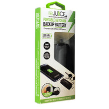reJUICE Portable Keychain Backup Battery for MicroUSB Devices USB Adapters