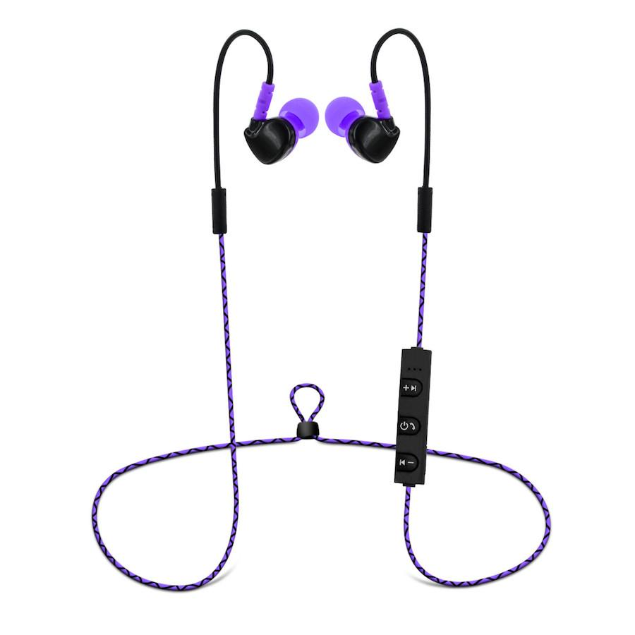 Aduro Amplify In-Ear Stereo Bluetooth Headset with Memory