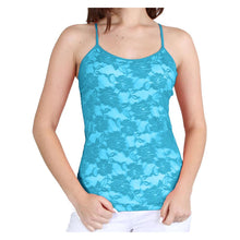 Women's Spandex Nylon Seamless Camisole Lace Top - One Size Fits Most Clothing