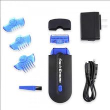 As Seen On TV Sonic Groom All-in-One Precision Grooming Trimmer  - UntilGone.com