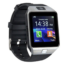 Bluetooth Smart Watch with Camera, Activity Monitor & iPhone/Android Sync Watches Silver