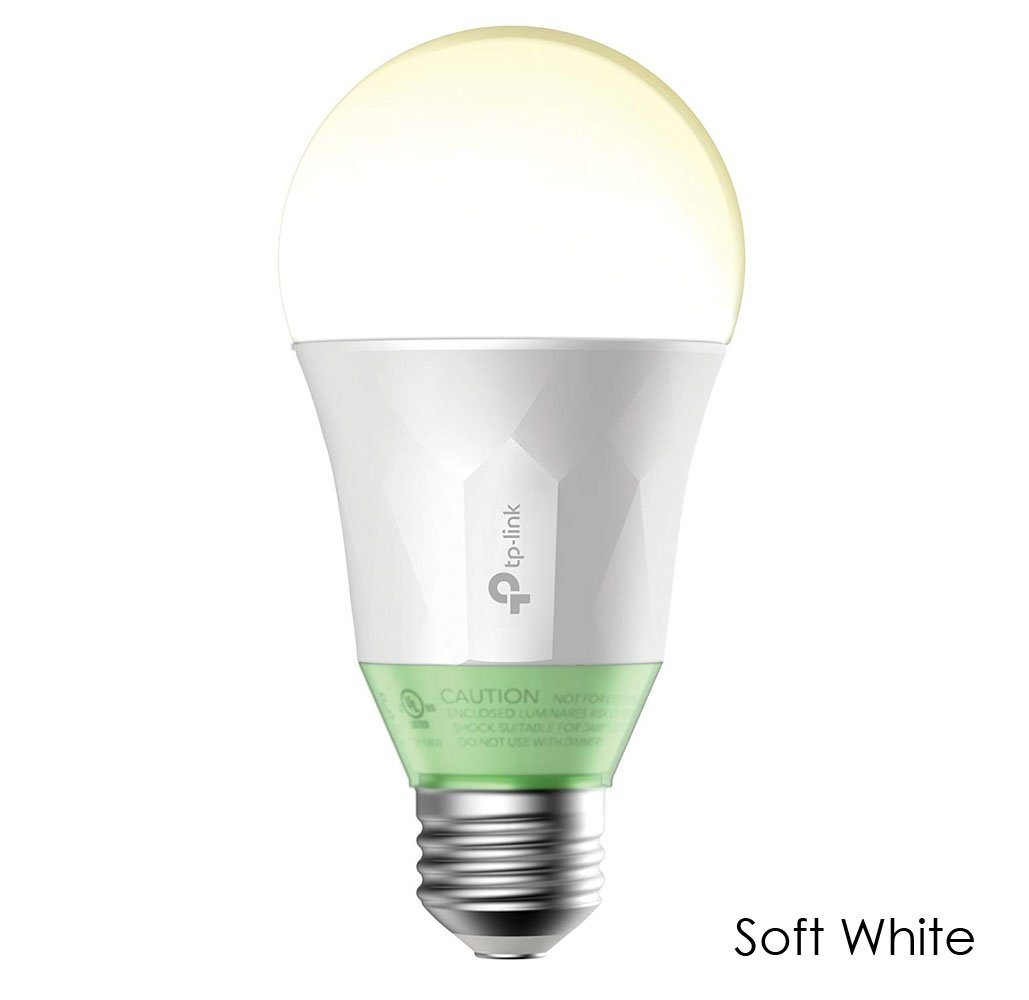 [3-Pack] TP-Link Smart LED Dimmable Light Bulbs - Works with Alexa and Google Soft White - UntilGone.com