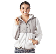 Alta Women's Two-Tone Full-Zip Fleece Jacket – Multiple Colors Coats & Jackets