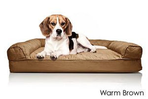 FurHaven Quilted Orthopedic Sofa Dog & Cat Bed  - UntilGone.com