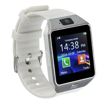 Bluetooth Smart Watch with Camera, Activity Monitor & iPhone/Android Sync Watches White