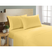 Ultra-Soft 1000 Thread Count Egyptian Cotton 4-Piece Sheets Set