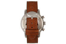 Elevon Langley Chronograph Leather-Band Watch Watches