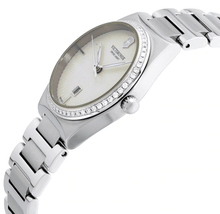Victorinox Women's 'Victoria' Swiss Quartz Watch with Diamond Bezel  - UntilGone.com