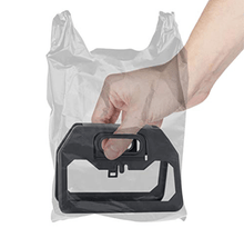 Jumbo Poop Scooper with BONUS Easy Grip Scooper Bags