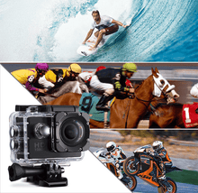 1080p HD Action Camera with Waterproof Case  - UntilGone.com