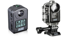 1080P Full HD Action Camera with Wi-Fi, Waterproof Case & Accessories