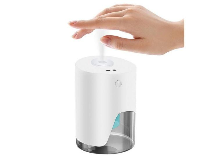 Daily Deals Automatic Touch-Free Alcohol Sanitizer Spray Dispenser Soap & Lotion Dispensers