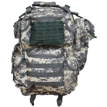 Ultimate 3-Day Tactical Backpack - Hydration Ready + Molle System Backpacks