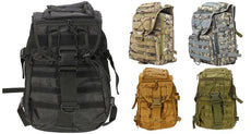 35-Liter Outdoor Hiking Tactical Backpack – 5 Styles