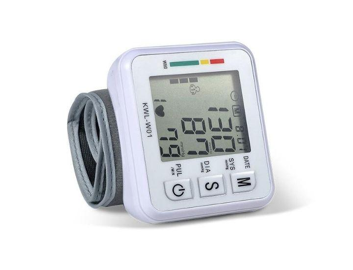 Daily Deals Blood Pressure Wrist Monitor Blood Pressure Monitors