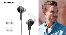 Bose SoundSport In-Ear Headphones with Tri-Port Audio Technology