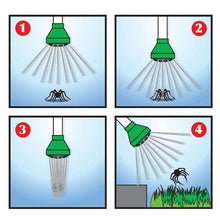 Bug and Spider Removing Tool – Scoop Them & Remove Them Mosquito Nets & Insect Screens