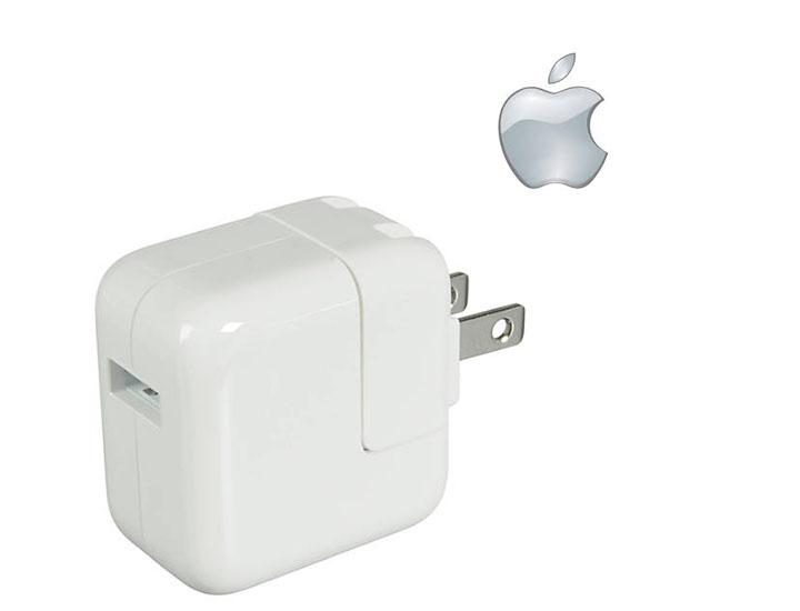 Apple 10W USB Power Adapter Wall Charger for iPhone, iPad, and iPod Power Adapters & Chargers