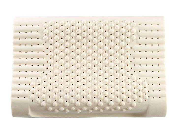 Daily Deals Cheer Collection Foam Pillow with Bamboo Cover Pillows