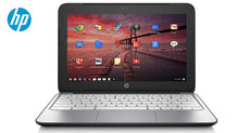 "HP Chromebook G2 with 11.6"" LED, Exynos Dual-Core, 2GB RAM, 16GB SSD, Chrome OS"