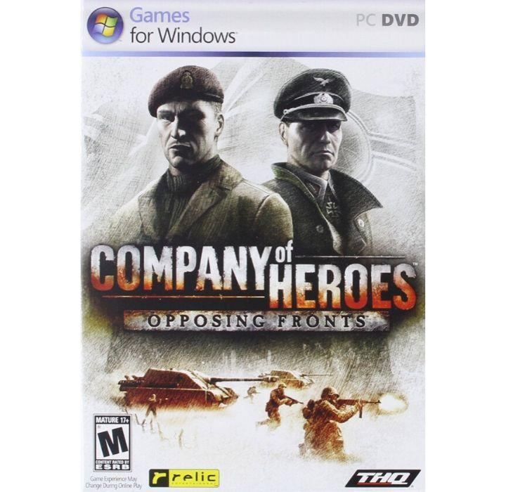 Daily Deals Company Of Heroes: Opposing Fronts PC Game Games
