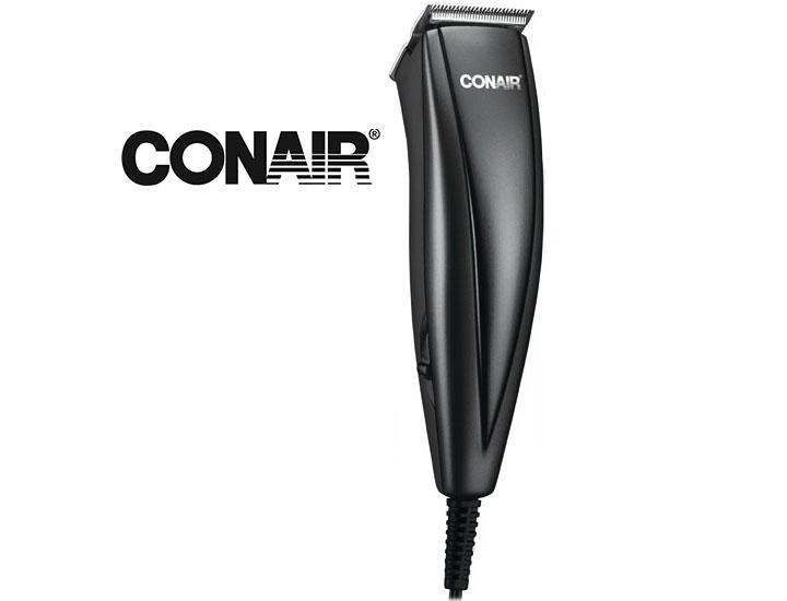 Daily Deals Conair 10-Piece Home HairCutting Kit with Comb Attachments Hair Clippers & Trimmers