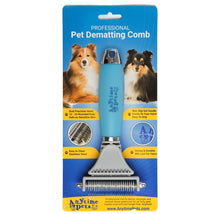 AnytimePets Professional Grooming & Dematting Comb for Dogs & Cats Pet Combs & Brushes