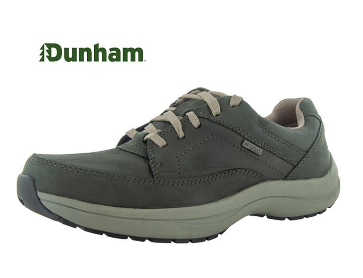 Daily Deals Dunham Men's Stephen Waterproof Lace Up Sneakers Shoes