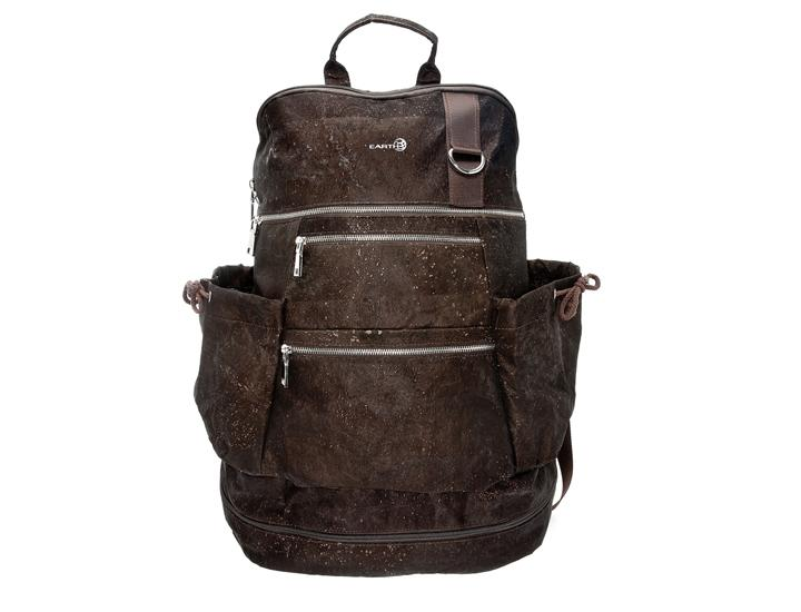 Daily Deals Earth Cork Horta 19-inch Backpack Backpacks