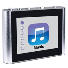 "Eclipse 4GB Clip Style Digital MP3 Audio & Video Player with 1.8"" Screen MP3 Players"
