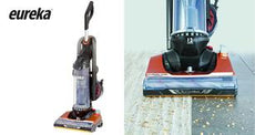 Eureka SuctionSeal Bagless Upright Vacuum Brushroll Clean Technology