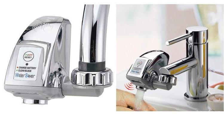 HiLine WaterSaver Automatic Touch-Free Smart Faucet Adapter Faucets