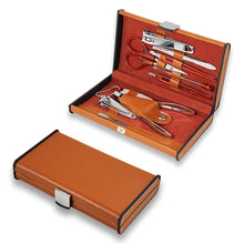 Pedicure & Manicure Nail Kit with Travel Case